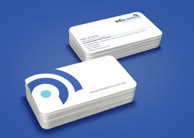 Business Card - InfoCentric